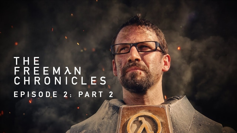 Half-Life Movie - The Freeman Chronicles: Episode 2: Part 2 - Directed by Ian James Duncan