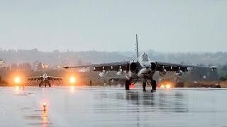 Около 200 террористов ИГИЛ уничтожены в ходе российских авиаударов по позициям ИГИЛ в пустыне Хомс