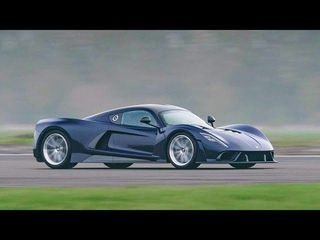 NEW Hennessey Venom F5 Is Going To The NURBURGRING!