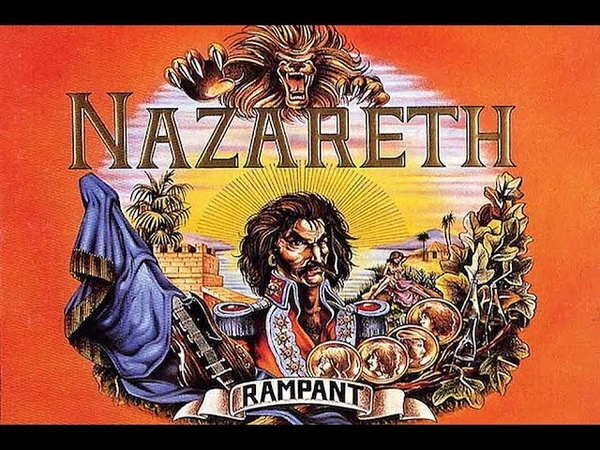 N̲a̲zare̲th R̲ampa̲nt Full Album 1974