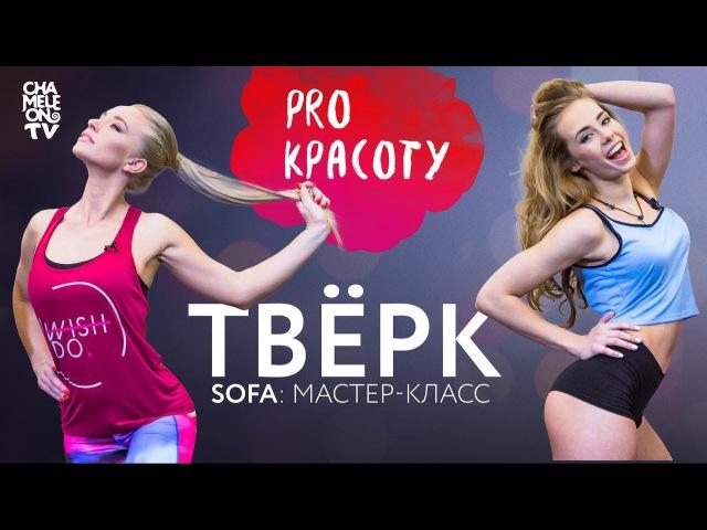 ProКрасоту Как танцевать твёрк ChameleonTV