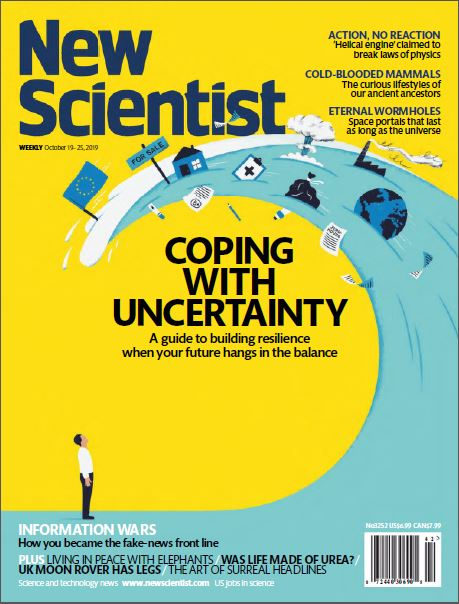 2019-10-19 New Scientist