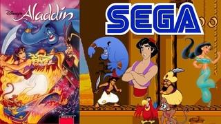 Disney's Aladdin Стрим Прохождение SEGA