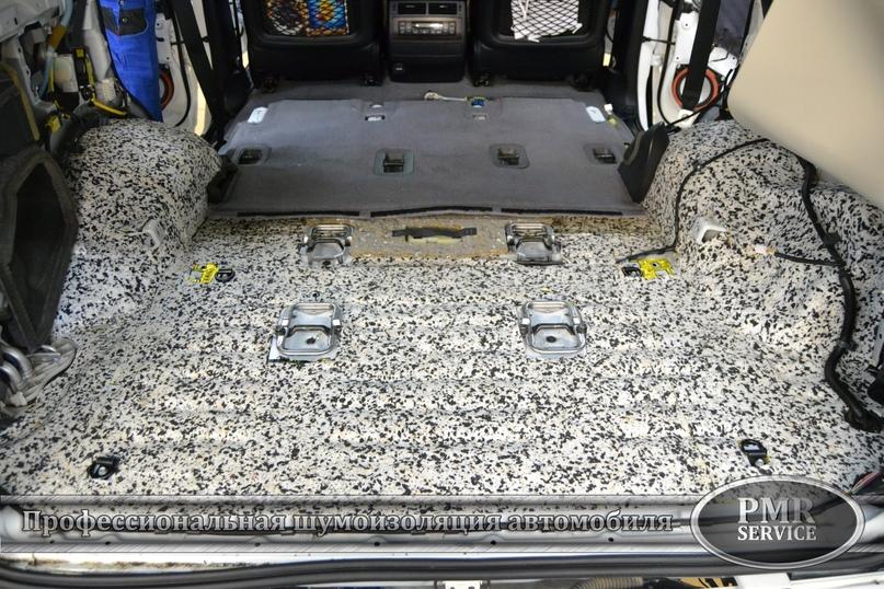 Комплексная шумоизоляция твоего автомобиля, изображение №32