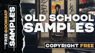 [FREE] Old School Samples | Boom Bap SAMPLE PACK (loop kit) 2021 | Sample Machine