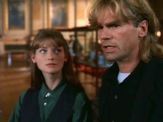 Секретный агент МакГайвер Потерянные сокровища Атлантиды 1994