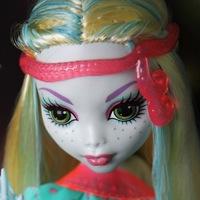 Катя Вороная Monster High =3