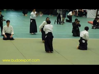 48th All Japan Aikido - Igarashi Kazuo Shihan