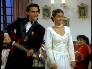 Yeh Dillagi (1994) / С любовью не шутят - Lagi Lagi Hai Ye Dil Ki Lagi