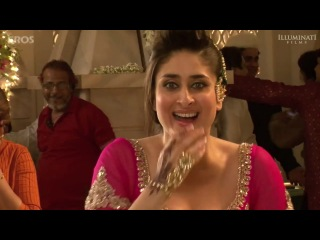 kareena kapoor! как снимают индийские клипы!