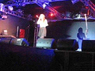 Lara Fabian - Je Suis Malade*by Daria Scream cover январь 2012