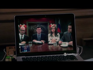 Melissa and Joey S02E13 REPACK HDTV XviD-AFG