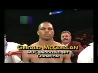1994-03-04 Gerald McClellan vs Gilbert Baptist (WBC Middleweight Title) 1994-03-04 gerald mcclellan vs gilbert baptist (wbc midd