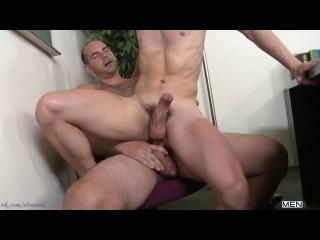 | bigdicksatschool | under the desk fun (girth brooks & tyler sweet) | hd | 2012