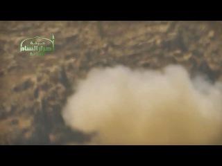 Сирия ПТРК и танчег 04 09 13