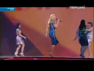 Евровидение 2012 первый полуфинал anmary beautiful song (латвия)