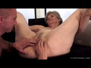 21Sextreme: Fuck The Granny (mature, MILF, BBW, мамки - порно со зрелыми женщинами)