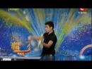 Украина мае талант 4 - Киев - Александр Штифанов. Лучший бармен
