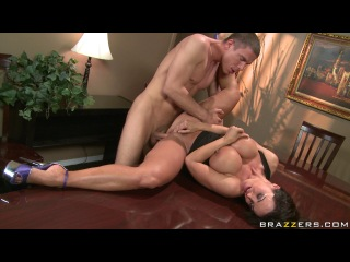 Lisa Ann - Winner Winner, Sex during Dinner