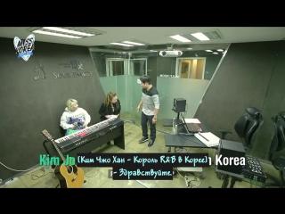 [rus sub] Miss Korea Julia&Jojo Ep3 - Meet the Vocal Trainer for SNSD, Super Junior and 2PM