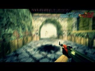 TheEx3er [vs] MIXGAME [4kill with HE/AK-47]