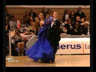 Sergey Konovaltsev & Olga Konovaltsev Solo Quickstep IDSF World Standard Championships 2010