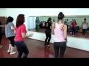 Bachata class in dance studio DancA 04 12 12 MVI 5683 bachata lady style KRPL oksana