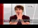 Alexander Rybak in the Russian program Stol Zakazov at TV channel RU TV 07 11 2012
