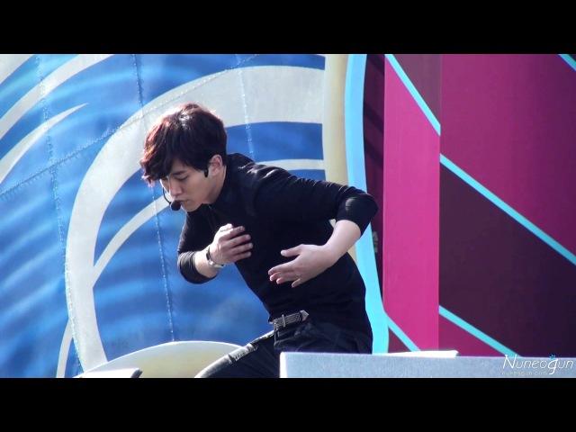 하니뿐 131123 24 2PM USJ Xmas Live 준호직캠 By Nuneogun