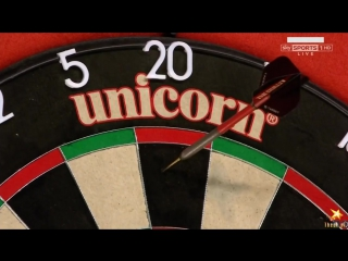 Stephen Bunting vs Kim Huybrechts (PDC World Grand Prix 2016 / Round 2)