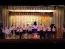 Fanfare and gloria - Хор ДМШ, лауреати І премії олімпіади Голос Країни2016 р.смт Попільня.
