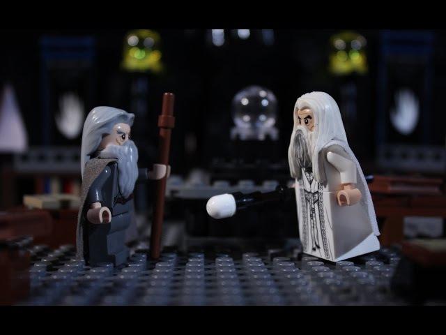 LEGO Saruman of Many Colours