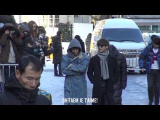【4K】 161229 KBS가요대축제 출근 SHINee