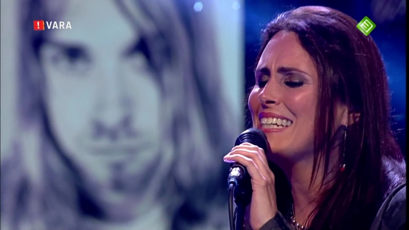 Within Temptation Smells Like Teen Spirit Nirvana Cover Live At DWDD Recordings Concert 06 10 2012