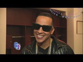 Daddy Yankee выступил с концертом в Колумбии, в поддержку фонда Леонеля Месси