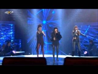 14/12 - Loreen at The Voice of Holland - Euphoria