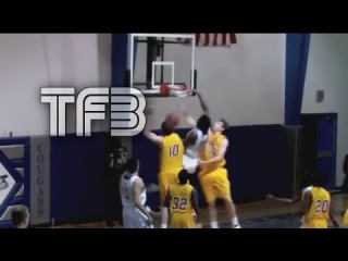 6'3 Michael Craig with One of the SICKEST Game Dunks EVER!