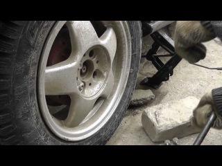 Автомобильный беспредел в Ульяновске продолжается