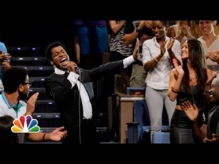 """Vintage Trouble """"Run Like The River"""" - The Tonight Show with Jay Leno"""