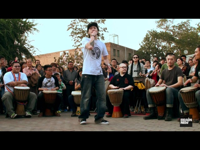 BrainNew Viho Unplugged Poppin Solo