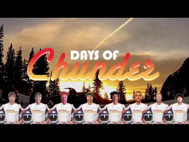 Days of Chunder, Never Summer Industries, 2013 Teaser