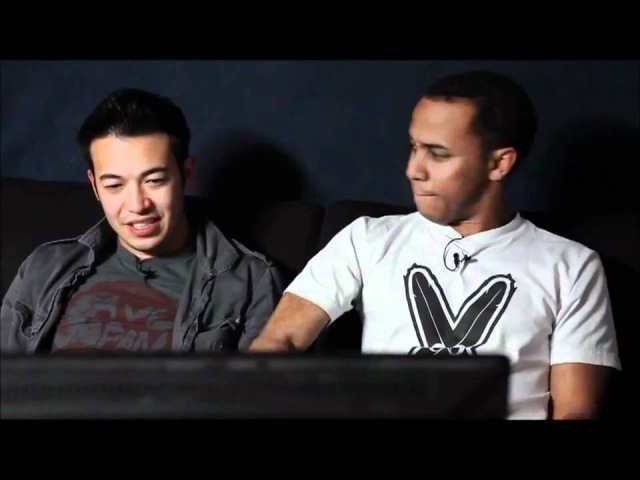 Gay moment with mike ross and gootecks