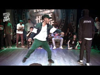 Jeems vs Ma2t | FINAL HIPHOP | The Kulture of Hype&Hope | Wind edition 2017