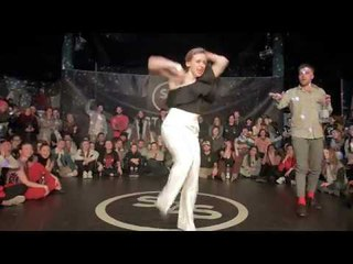 Doma vs Gangster Semifinal Waacking Street Dance Story 2018 / Wroclaw Poland