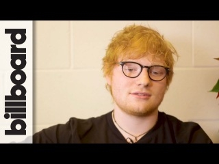 Ed Sheeran Says He Wrote Eminem Collaboration 'River' at Russell Crowe's House