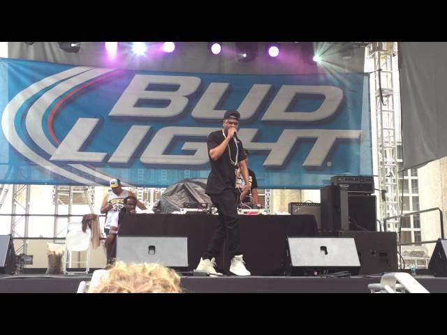 Chamillionaire LIVE N Luv Wit My Money Houston Beerfest 2K15