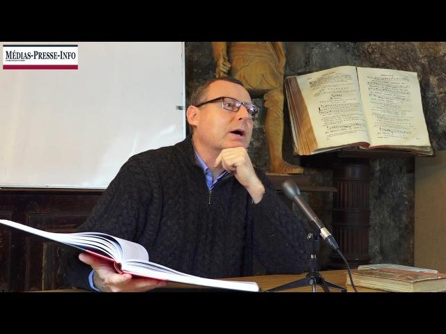 L' atlas du mondialisme (Pierre Hillard) et l'opposition entre le catholicisme et la synagogue