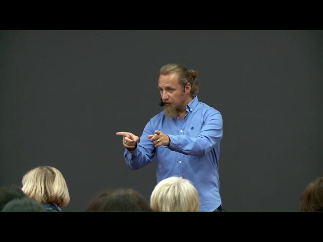 «Для чего ты живешь?» Лекция Дмитрия Троцкого в Паланге, Литва 08.12.2017