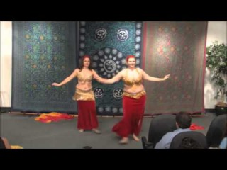 Ana Bastannak Belly Dance by Andalee and Seher