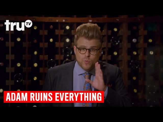 Adam Ruins Everything Why Wine Snobs Are Faking It